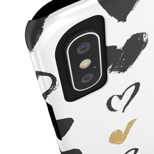 Case Mate IPhone Case for apple Case Mate Ultra Slim Hard Shell Heart Case For Apple iPhone 6 7 8 Plus iPhone X 10