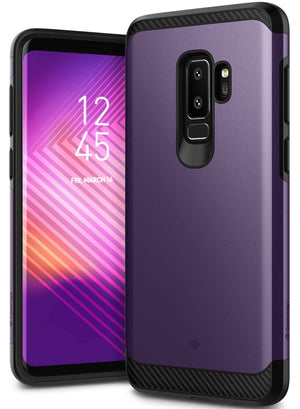 Caseology phone case galaxy s9 plus Violet Caseology Legion Series Slim Shockproof Case for Samsung Galaxy S9 Plus