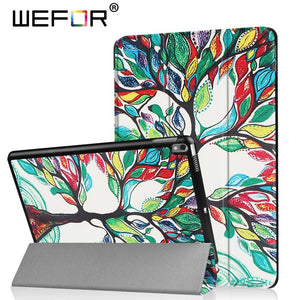 Fab-Case  Case for iPad Pro 10.5 Ultra Slim Magnetic Leather Smart Stand Case Cover