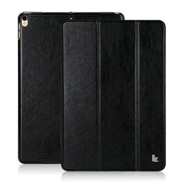 Fab-Case  Cell Phones & Accessories Smart Case Cover for iPad Pro 12.9 2017 Case Jisoncase PU Leather Smart Tablet Auto Wake New