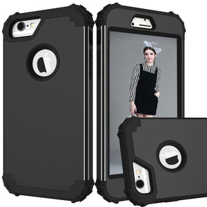 Fab-Case  FULL BODY 360 SHOCKPROOF CASE FOR iPhone 6/6S/PLUS iPhone 7/7 PLUS iPhone 8/8 Plus