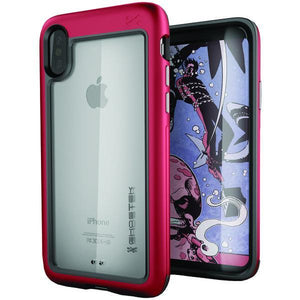 Fab-Case Ghostek Atomic Slim Cover For Apple iPhone X Shockproof Armor Case