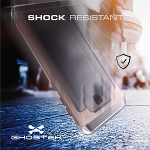 Fab-Case Ghostek Cloak 2 Series Case for Samsung Galaxy S8 Plus cover with tempered glass