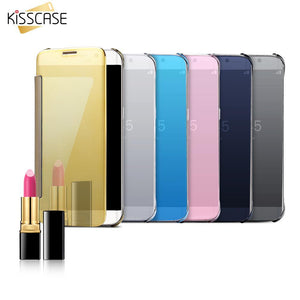 Fab-Case  KISSCASE For galaxy s6 edge plus galaxy S7/7 edge 8/8 plus mirror case