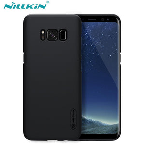 Fab-Case  Nillkin Samsung Galaxy S8/S8 Plus Case Frosted Shield free screen protector