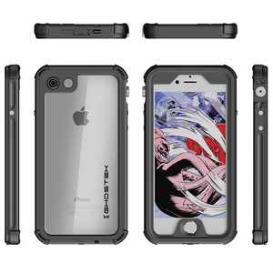 Fab-Case Phone Case Black Ghostek Atomic 3 Series Waterproof case for Apple iPhone 7/8 Cover
