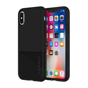 Fab Case Phone Case Black Incipio NGP Sport shock protection Case for Apple iPhone X