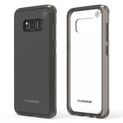 Fab Case Phone Case PureGear Clear Back SLIM SHELL PRO Case FOR SAMSUNG GALAXY S8