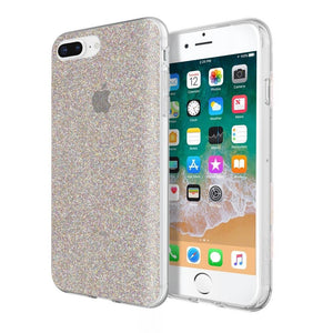 Fab Case Phone Case INCIPIO DESIGN SERIES MULTI GLITTER CASE FOR APPLE IPHONE 6/7/8 PLUS