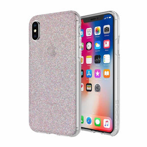 Fab Case Phone Case INCIPIO DESIGN SERIES MULTI GLITTER CASE FOR APPLE IPHONE X