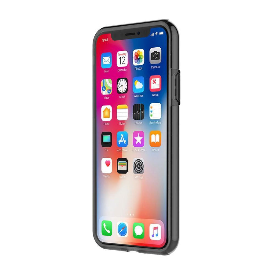 Fab-Case  Phone Case SMOKE Incipio DUALPRO PURE CLEAR PROTECTION CASE FOR APPLE IPHONE X COVER