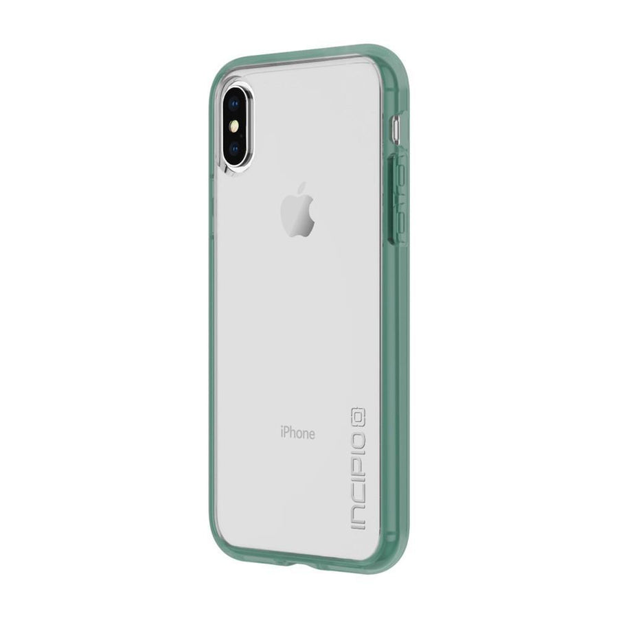 Fab-Case  PHONE CASE Mint Incipio Octane Pure Crystal Clear Back Case for Apple iPhone X