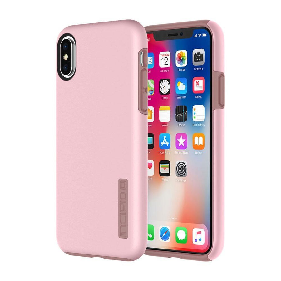 Fab-Case Phone Case Champane INCIPIO DUALPRO Shock absorbing Case for Apple iPhone X Cover
