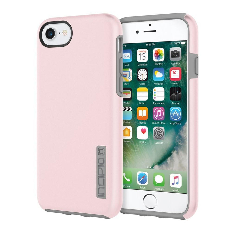 Fab-Case Phone Case Champane INCIPIO DUALPRO Shock absorbing Case for Apple iPhone 7/8 Cover