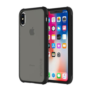Fab Case phone case Smoke/Black Incipio Reprieve sport protective case with reinforced corners for Apple iPhone X