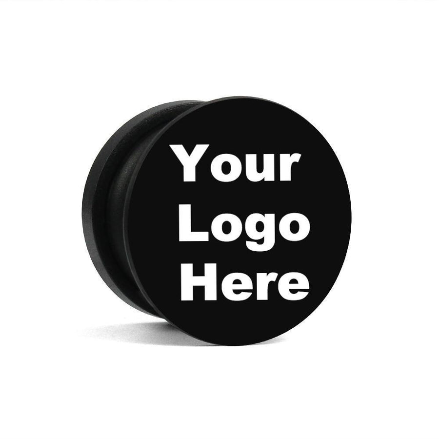 Fab Case Store Fab Pops Magnetic Socket White/Black Fab Pops Magnetic Your Logo Here 100 Pieces Socket Promotional