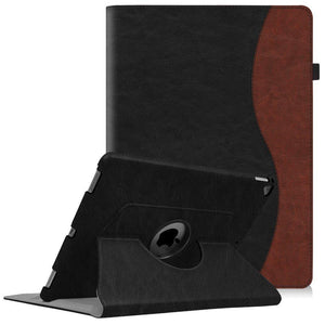 Finitie iPad Pro Case 12.9 ZA-Dual Color Fintie iPad Pro 12.9 Case - 360 Degree Rotating Stand Case with Smart Protective Cover Auto Sleep / Wake Feature