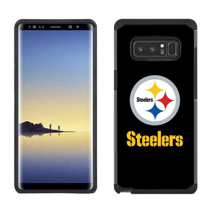 game day galaxy note 8 steelers Game Day NFL Licensed Pittsburgh Steelers Phone Case For Galaxy Note 8