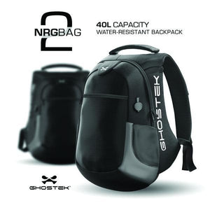 ghostek Bags & Carry Cases Ghostek NRG Bag 2 Water-Resistant Backpack with USB Charging Ports
