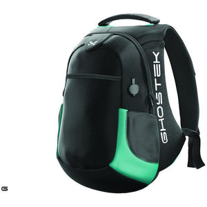ghostek Bags & Carry Cases Teal Ghostek NRG Bag 2 Water-Resistant Backpack with USB Charging Ports