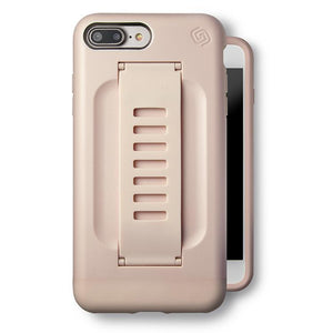 Grip2u iphone 7 8 Plus grip case Grip2u Boost Shock Absorbing Grip Case For Apple iPhone 7 8 Plus Pink