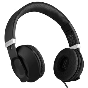 HyperGear Bluetooth wireless headphones Hypergear High Performance IN Line V30 Stereo Headphones Black