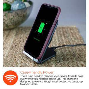 HyperGear chargers HyperGear Wireless Fast Charging Stand