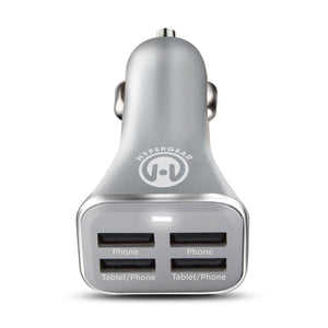 HyperGear General Default Title High Power Quad USB 6.8A Car Charger