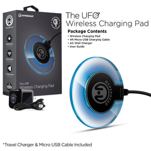 HyperGear Qi Charger HyperGear UFO Qi Wireless Charging Pad