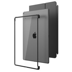 i-Blason ipad Case 12.9 Clear/Black New iPad Pro 12.9 2017 Case, i-Blason [Compatible with Official Smart Cover and Smart Keyboard]