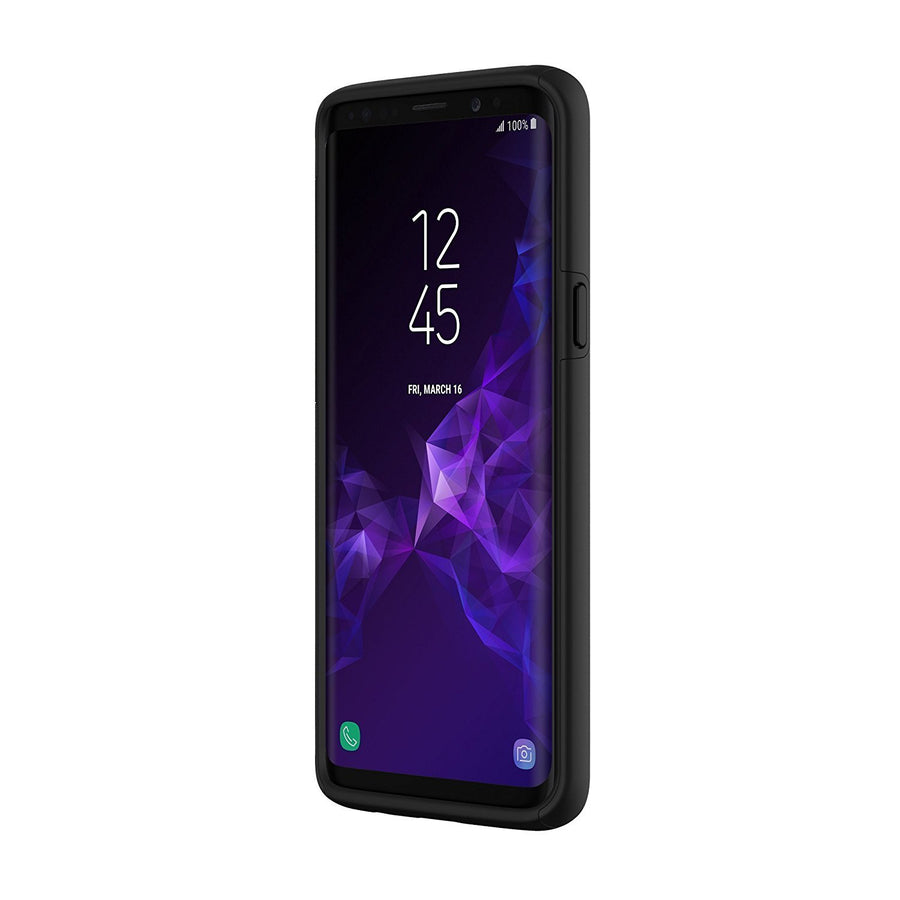 Incipio Phone Case for Galaxy S9 Plus Black Incipio DualPro Shockproof Case For Samsung Galaxy S9+ Plus