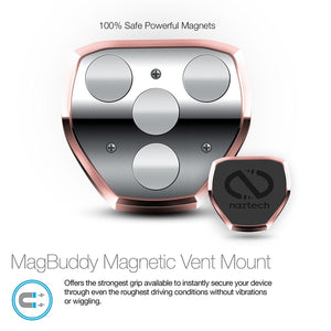 NAZTECH LIGHTNINGS MOUNTS CHARGERS Naztech MFI LIGHTNING CHARGER Magbuddy Air Vent Car Magnetic Mount