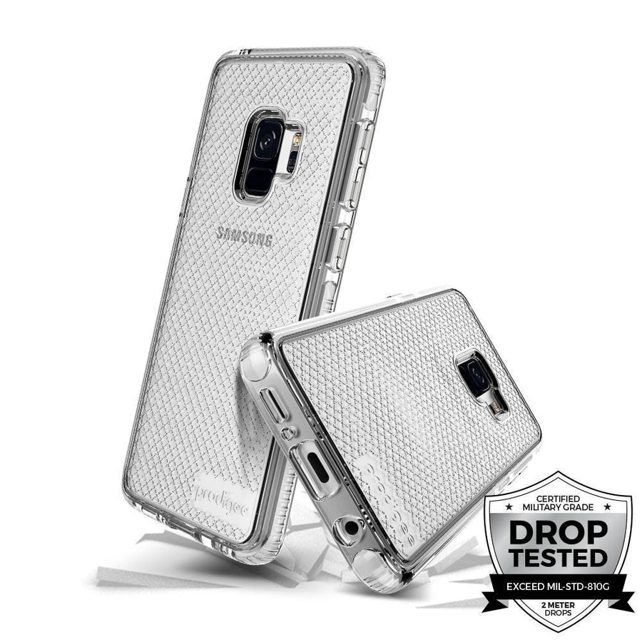 Prodigee Phone Case For Galaxy S9 S9 plus Galaxy S9 / Silver Prodigee Best Safetee Shock Proof Phone Case For Galaxy S9 S9 Plus