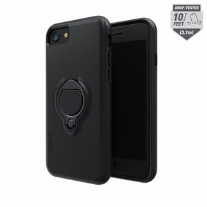 Skech iphone 6 7 8 phone case Skech Vortex Magnetic mount Phone Case for Apple iPhone 6 7 8 Black