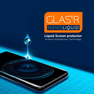 Spigen(r) liquid glass screen protector Spigen Glas.tR Nano Liquid Glass Screen Protector - Clear