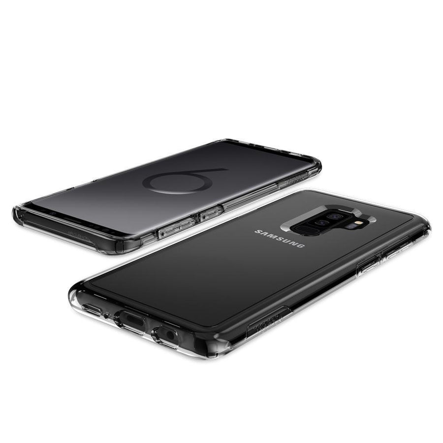spigen S9 plus case Spigen Slim Armor Crystal Case for Samsung Galaxy S9 Plus Crystal Clear