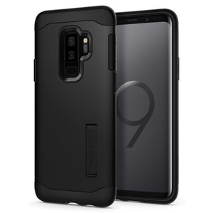 Spigen tough armor spigen for samsung galaxy s9 plus Black Spigen Slim Armor Phone Case For Samsung Galaxy S9 Plus