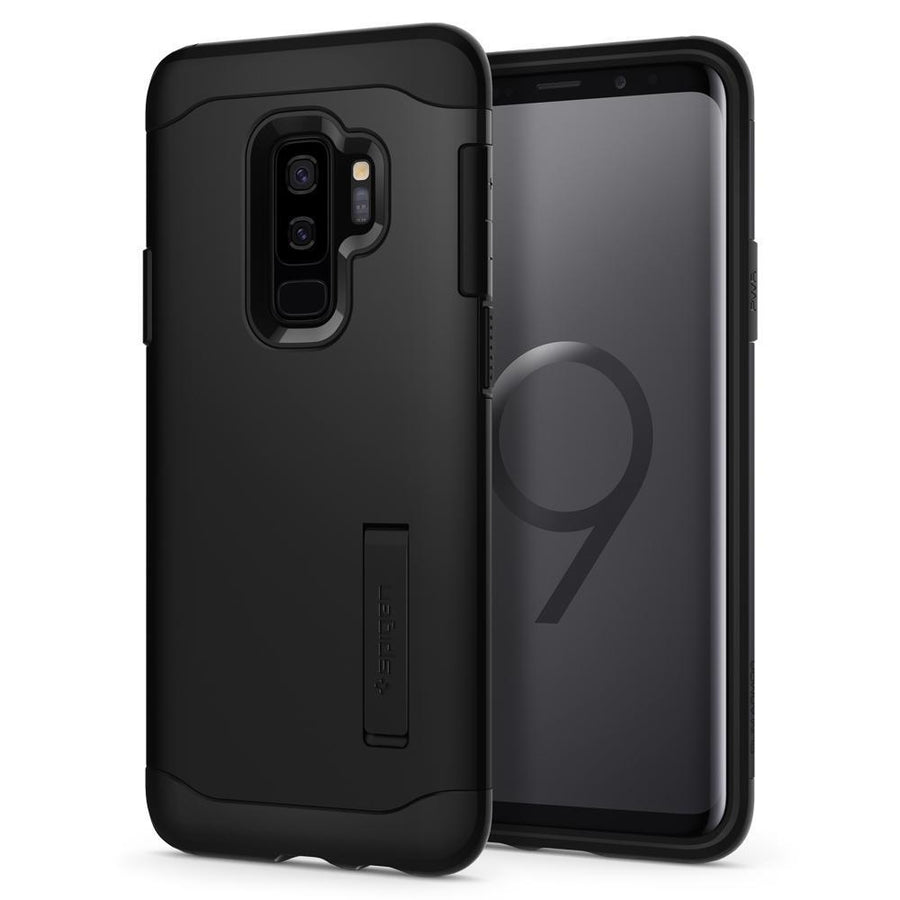 Spigen tough armor spigen for samsung galaxy s9 plus Metal Slate Spigen Slim Armor Phone Case For Samsung Galaxy S9 Plus