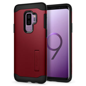 Spigen tough armor spigen for samsung galaxy s9 plus Merlot Spigen Slim Armor Phone Case For Samsung Galaxy S9 Plus