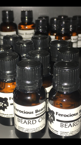 Small Batch of Beard Oil