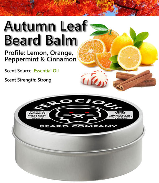 Autumn Leaf Beard Balm