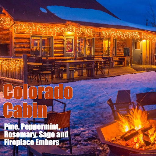 Colorado Cabin - Collaboration Corner