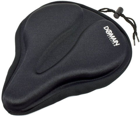 Cushioned Bike Seat Covers