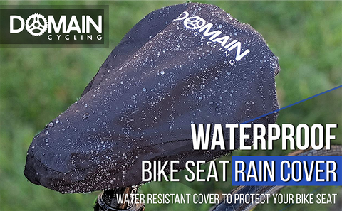 Waterproof Bike Seat Rain Cover v2