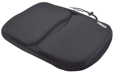 Extra Large Gel Seat Cushion (Recumbent Exercise Bikes & Rowing Machines)
