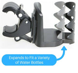 Exercise Bike Water Bottle Holder, Handlebar Mount