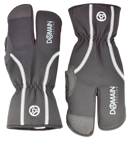 Winter Bike Gloves, Split Finger