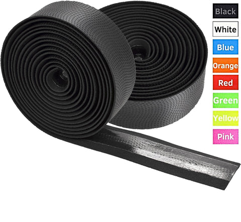 Extra Long Gel Handlebar Tape Wrap - Multiple Colors