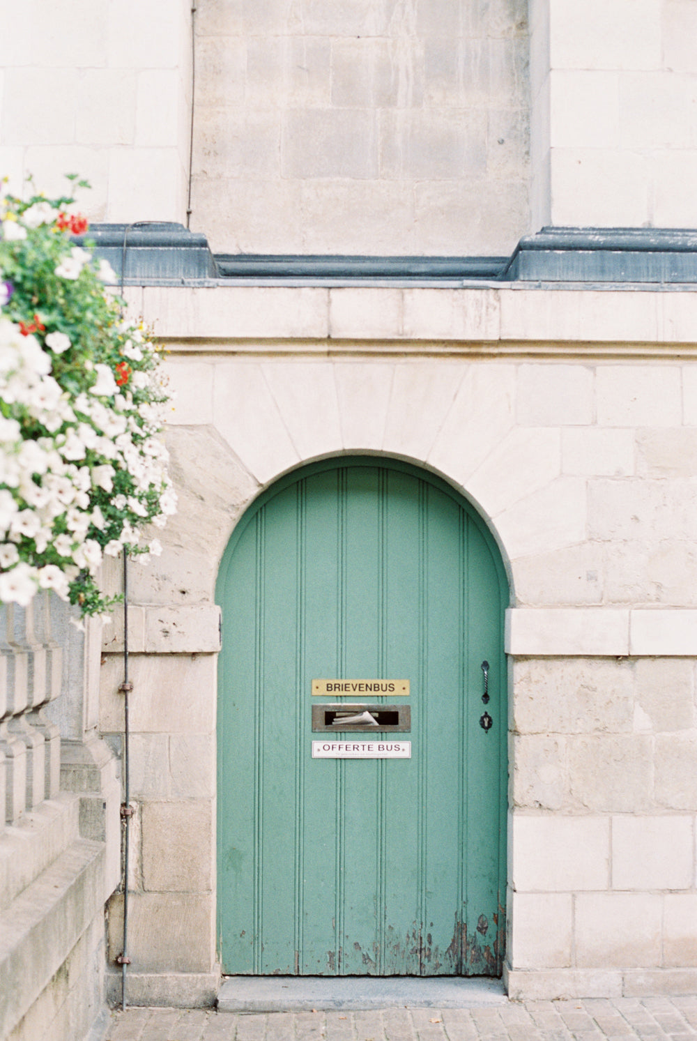 Green Door in Ghent
