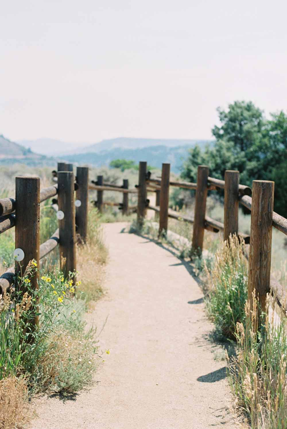 Path to Black Canyon